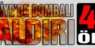 Suriye'deki bombalı saldırı: 48 Ölü