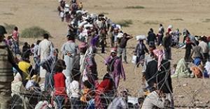 Suriye'den Türkiye'ye geçmeye çalışan kişiler yakalandı