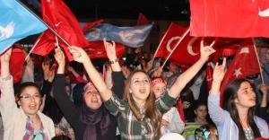 Osman Öztunç Vezirköprülüleri Ayağa Kaldırdı