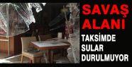 Taksim'de Sular Durulmuyor