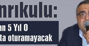 Tanrıkulu: Erdoğan'ın ayarı yok!