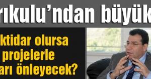 Tanrıkulu, MHP İktidarında Faciaları nasıl önleyecek?