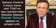 Tapu kayıtlarından AKP Belediyesi Çıktı