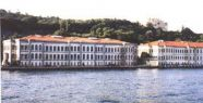 Tarihi Galatasaray Üniversitesi'nde Yangın