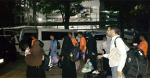 Tayland'dan 8 Uygur daha Türkiye'ye getiriliyor