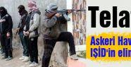Telafer Havaalanı IŞİD'in elinde