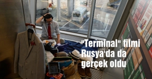 Terminal filmi Rusya'da da gerçek oldu...