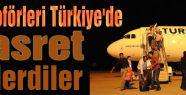 Tır şoförleri Türkiye'de