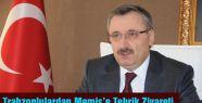Trabzonlulardan Memiş'e Tebrik Ziyareti
