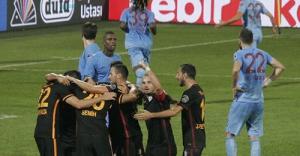 Trabzonspor: 0 - Galatasaray: 1