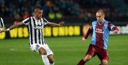 Trabzonspor Avrupa Ligine veda etti...
