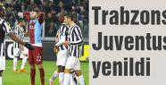 Trabzonspor Juventus'a yenildi