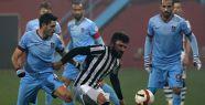 Trabzonspor, Keçiörengücü ile  berabere kaldı