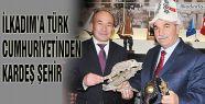 Türk Dünyasından Kardeş Şehir İlkadım'da