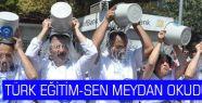 Türk Eğitim-Sen Meydan Okudu