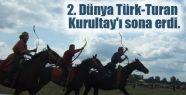 Türk-Turan Kurultay'ı Macaristan'da Sona Erdi