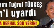Türkeş Çin'i Uyardı!
