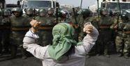 Türkistan'da askeri konvoya saldırı