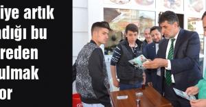 'Türkiye artık yaşadığı bu badireden kurtulmak istiyor'