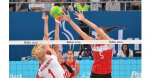 Türkiye Bayan Voleybol Milli Takımı altın madalya kazandı