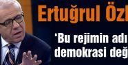 'Türkiye Hukuk Devleti Olmaktan Çıkmıştır'