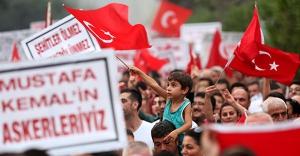 Türkiye Kamu-Sen Ceyhan'da teröre tepki gösterdi