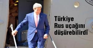 Türkiye, Rus uçağını düşürebilirdi