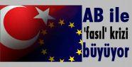 Türkiye'AB Krizi..