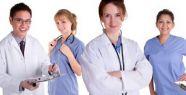 Türkiye'de bir doktora 590 kişi düşüyor...