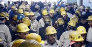 Türkiye'nin 49 bin madencisi var