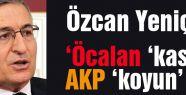 'TÜRKİYE'NİN ANAYASAL DÜZENİ TEHDİT ALTINA GİRMİŞTİR'