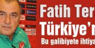 Türkiye'nin bu galibiyete ihtiyacı var