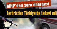 Türkkan; Teröristler Türkiye'de tedavi edildi mi?