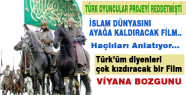 Türk'leri Ayağa Kaldıracak Film...