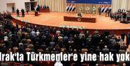 Türkmen Cephesi 'Bize fırsat verilmedi'