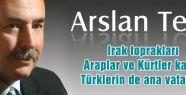 Türkmenler için aciliyet...