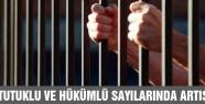 Tutuklu ve hükümlü sayısı 3 kat arttı