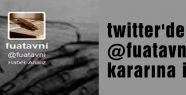 twitter'den @fuatavni kararına itiraz