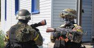 Ukrayna birlikleri Luhansk'ta