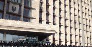 Ukrayna'da 75 gözaltı...