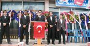 Ülkü Ocakları Tekkeköy,  İlçe Temsilciliği, hizmete açıldı,