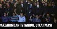 Ülkü Ocaklarından İstanbul Çıkarması