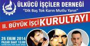 Ülkücü İşçiler Ankara'da Toplanıyor