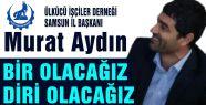 Ülkücü İşçiler Samsun'da Faaliyete Başladı
