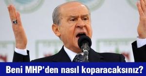 'Ülkücüler Erdoğan Tarafından kandırılamaz'