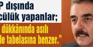 Ülkücünün yeri ve partisi MHP'dir
