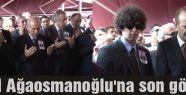 Ünal osmanağaoğlu'na son görev
