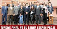 Vali Aksoy:TÜBİTAK  yarışmasında başarılı olanlara ödüllerini verdi