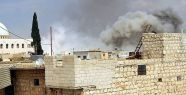 Varil bombaları Halep'i vurdu...
