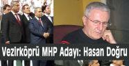 Vezirköprü MHP Adayı: Hasan Doğru